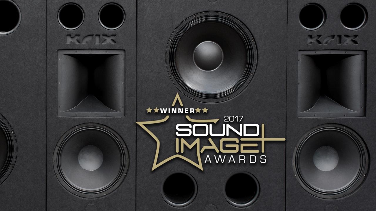 Sound+image awards winner