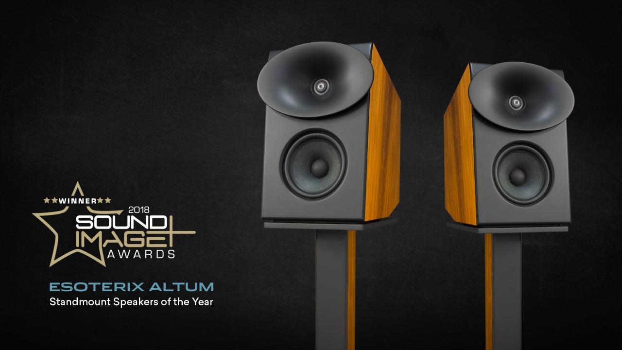 Sound Image Awards Esoterix Altum