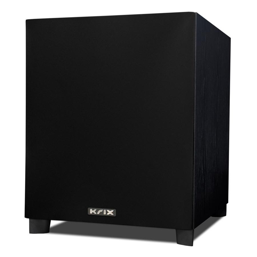 Seismix 3 Mk6 Black Woodgrain Grille