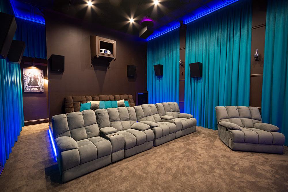 Krix Series X Church of Sound Seating