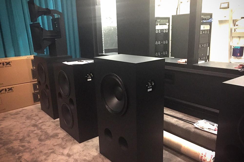 Series X Installation