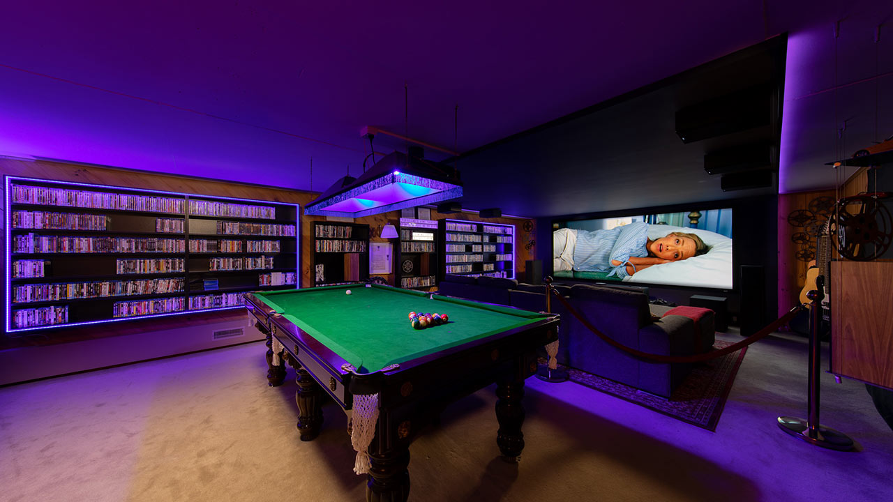 Man Cave Cinema