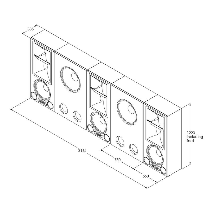 MX-40 Dimensions