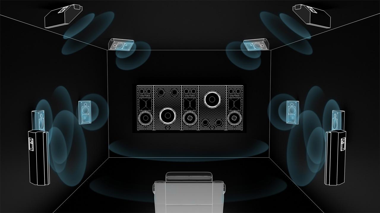 Hyperphonix 45 layout
